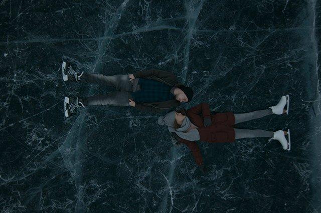 В сети появился первый трейлер картины «Лёд» с Тарасовой и Биковичем