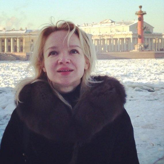 Виталина Романовская рассказала как ее «парализовало» от первой встречи с экс-супругом