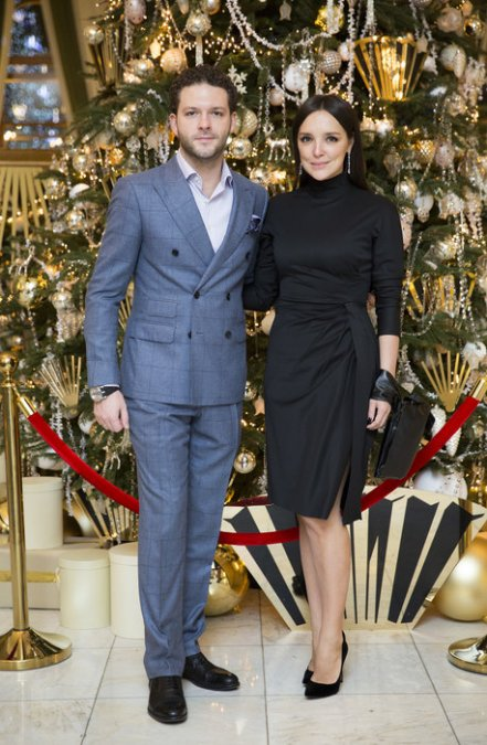 Звёздные пары на открытии зимнего сезона в Astoria - Фото №6