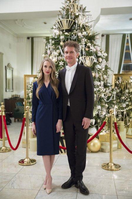 Звёздные пары на открытии зимнего сезона в Astoria - Фото №2