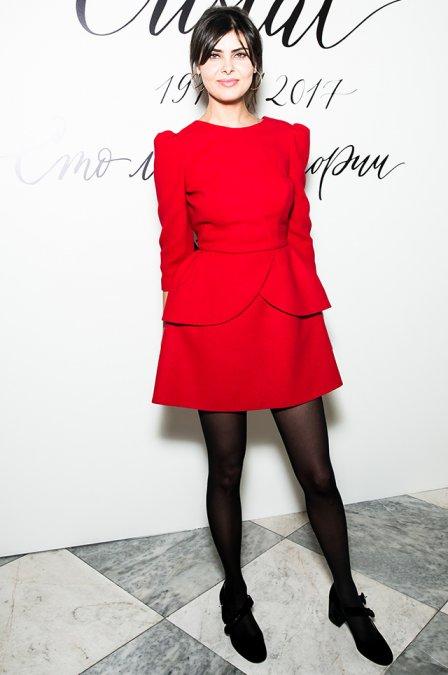 Рудковская, Киценко, Оболенцева и другие на вечеринке Cristal - Фото №2