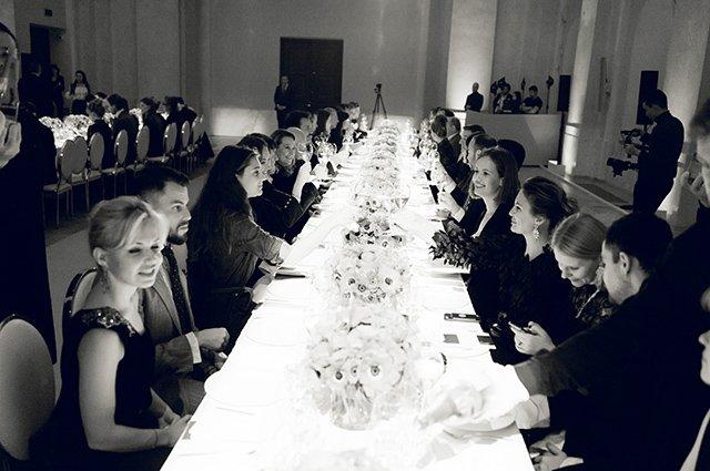 Рудковская, Киценко, Оболенцева и другие на вечеринке Cristal - Фото №7