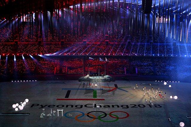 МОК отстранил РФ от Олимпийских игр