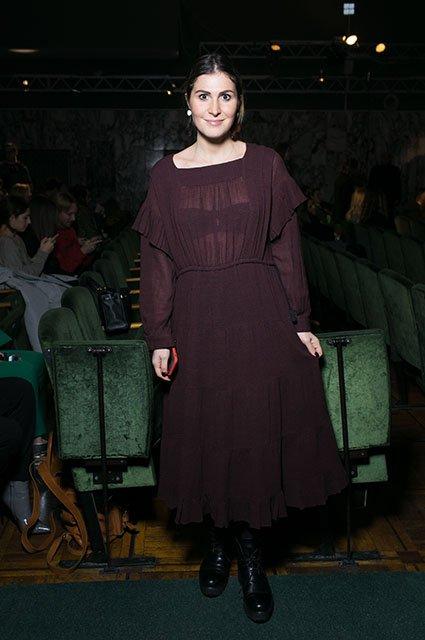 Собчак, Оболенцева и другие на модном показе - Фото №6