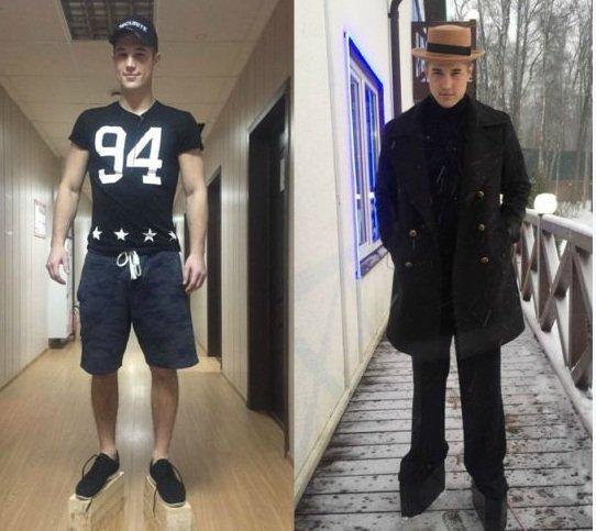 Роман Гриценко готов носить каблуки ради Ольги Бузовой