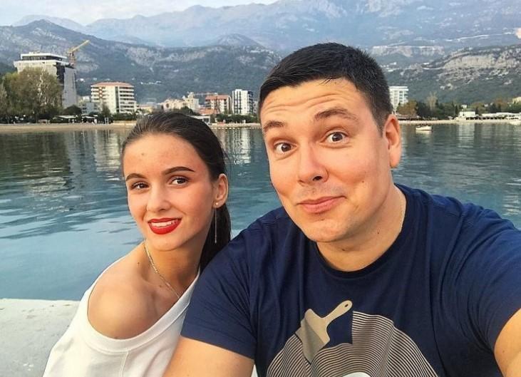 Андрей Чуев женился на девятнадцатилетней невесте