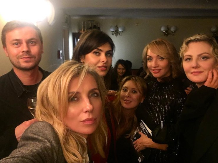 Селебрити на премьере скандального балета «Нуреев»
