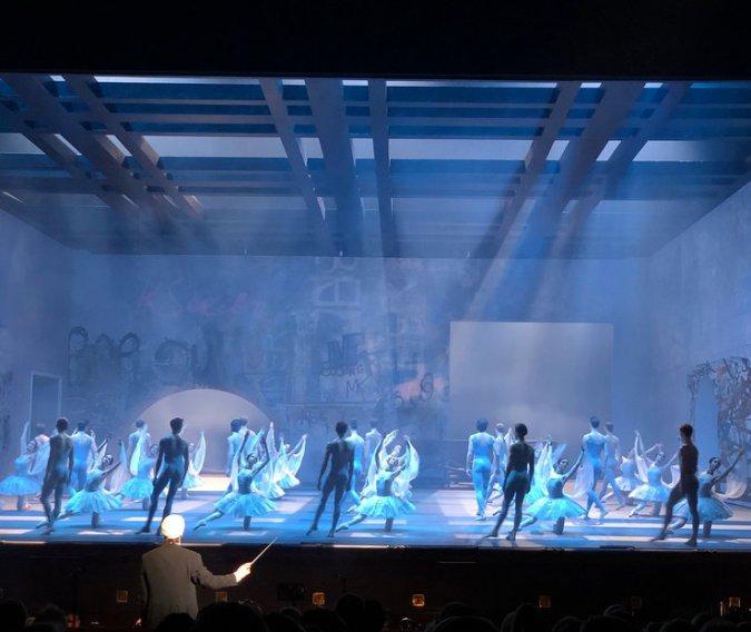 Селебрити на премьере скандального балета «Нуреев» - Фото №11