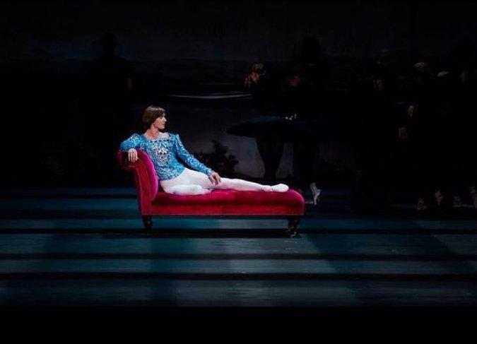 Селебрити на премьере скандального балета «Нуреев» - Фото №12