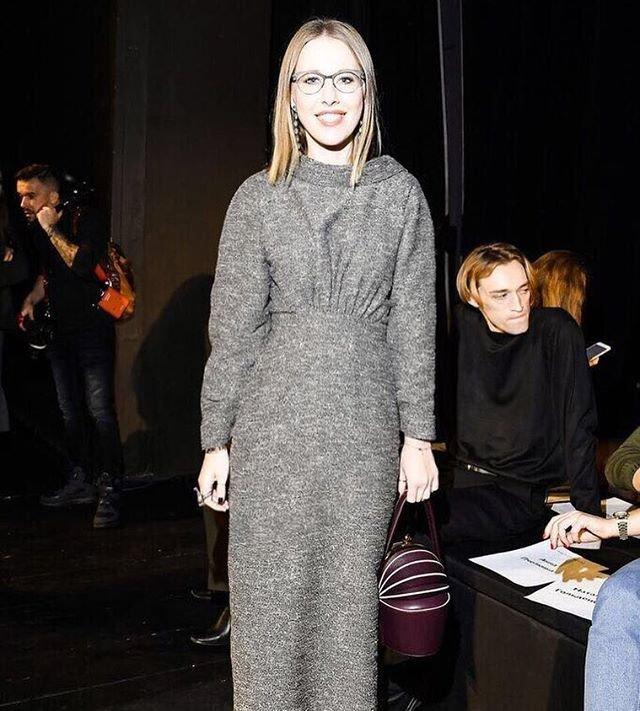 Ксения Собчак опозорилась на передаче «Время покажет»