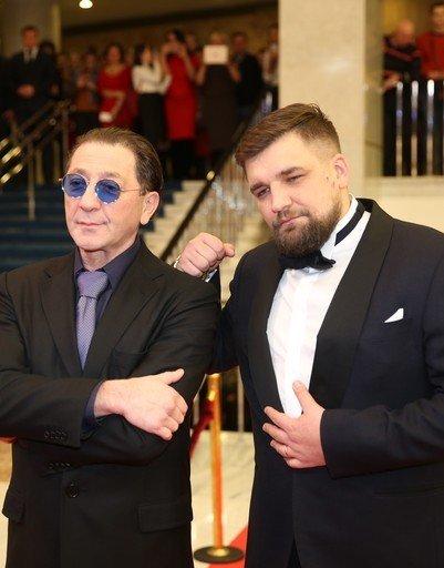 Селебрити на церемонии вручения Российской национальной музыкальной премии - Фото №3
