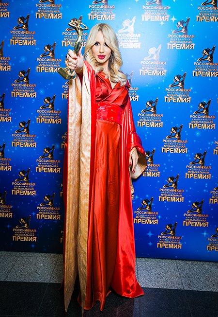 Селебрити на церемонии вручения Российской национальной музыкальной премии - Фото №6