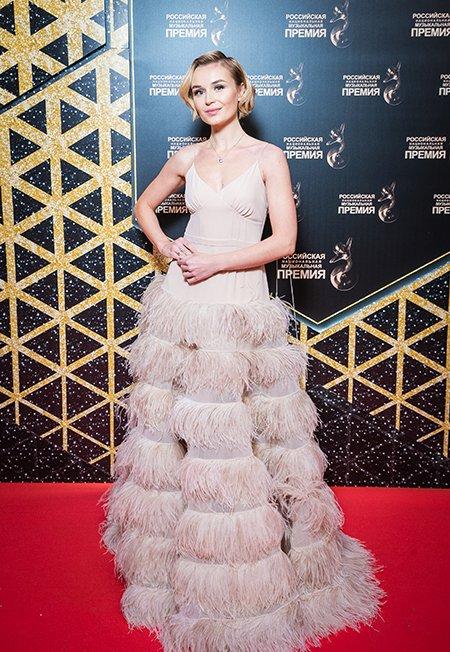 Селебрити на церемонии вручения Российской национальной музыкальной премии - Фото №12