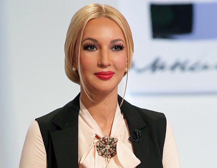 Леру Кудрявцеву сравнили со стареющей куклой Барби
