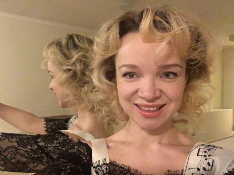 Виталина Цымбалюк-Романовская расцвела после развода