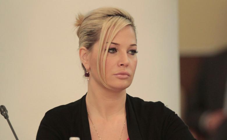 Мария Максакова пробует свои силы в новой сфере