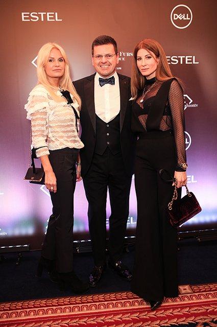 Айшат Кадырова, Филипп Киркоров и другие на церемонии награждения Fashion TV