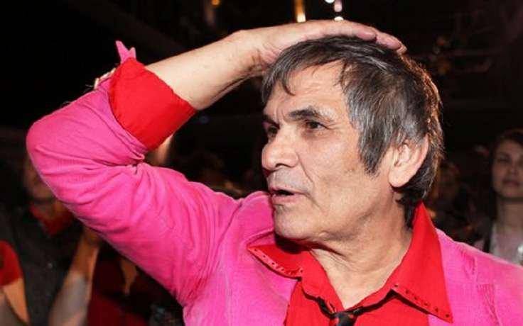 Бари Алибасов заявил, что Рустам Солнцев больной человек