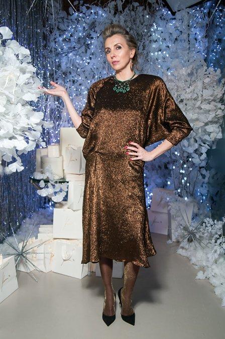 Звёздные модницы на вечеринке Яны Расковаловой - Фото №7