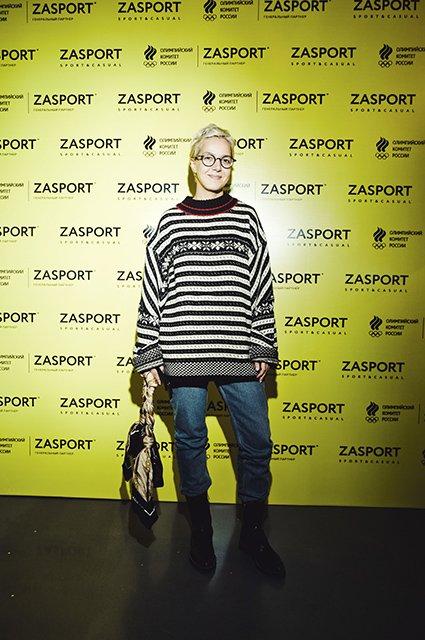 Селебрити на открытии бутика Zasport - Фото №7