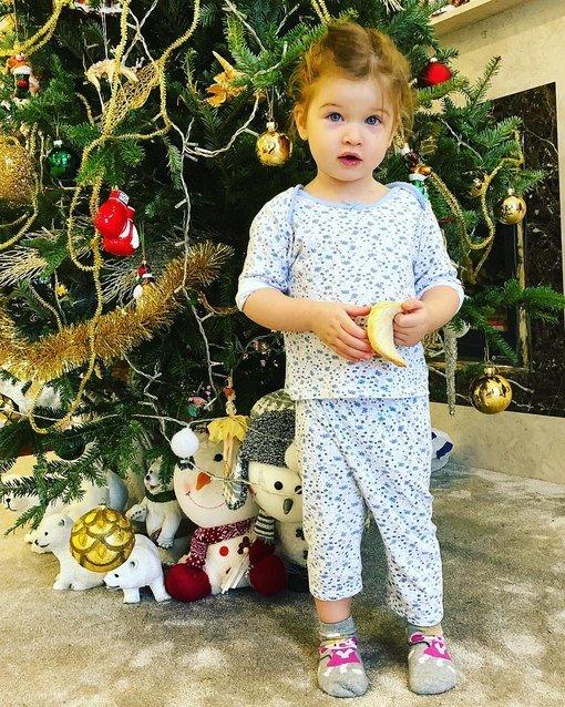 Ксения Бородина устроила грандиозный день рождения для младшей дочери