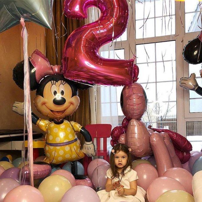 Ксения Бородина устроила грандиозный день рождения для младшей дочери - Фото №2