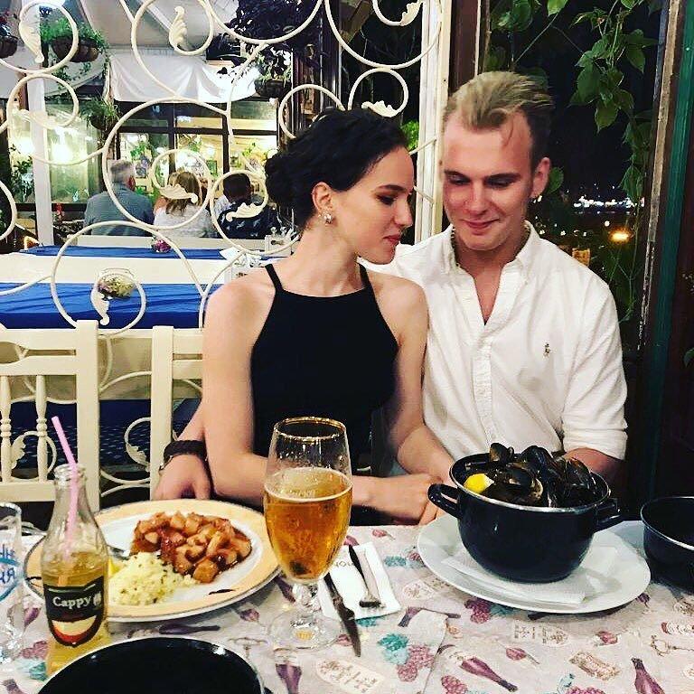 Лариса Гузеева показала публике парня дочери
