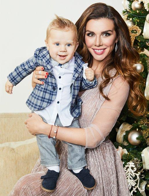 Анна Седокова показала сына во всей красе - Фото №2