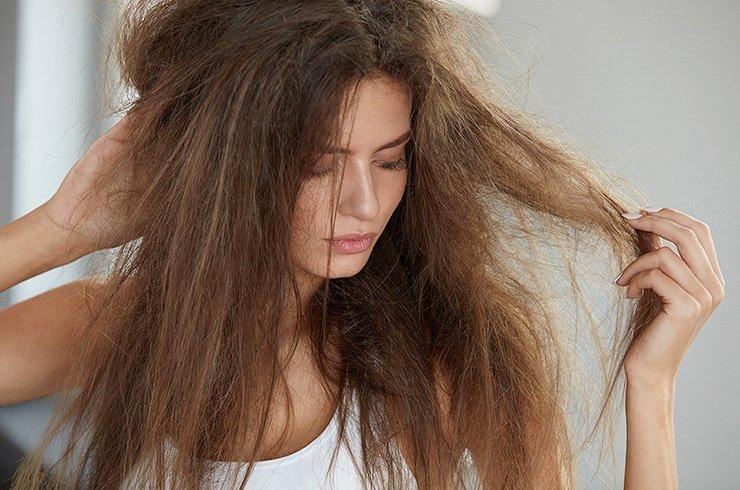 Как исправить испорченную причёску