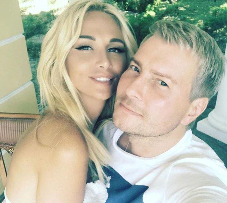 Николай Басков и Виктория Лопырева намекнули на тайную свадьбу