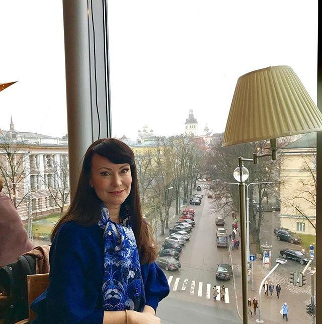 Нонна Гришаева не снимается в откровенных сценах из-за сына