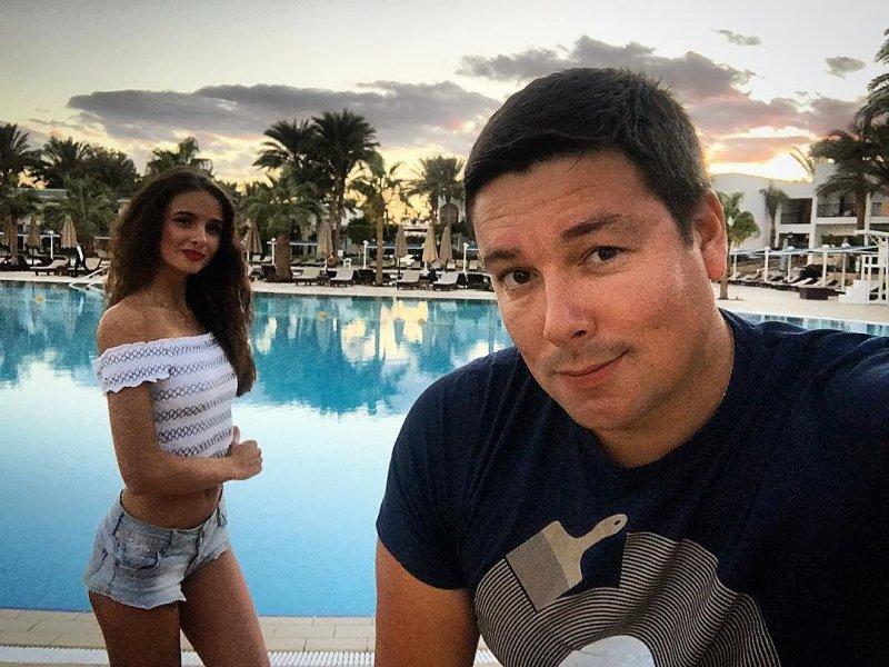 Андрей Чуев опубликовал постельное видео с новой супругой