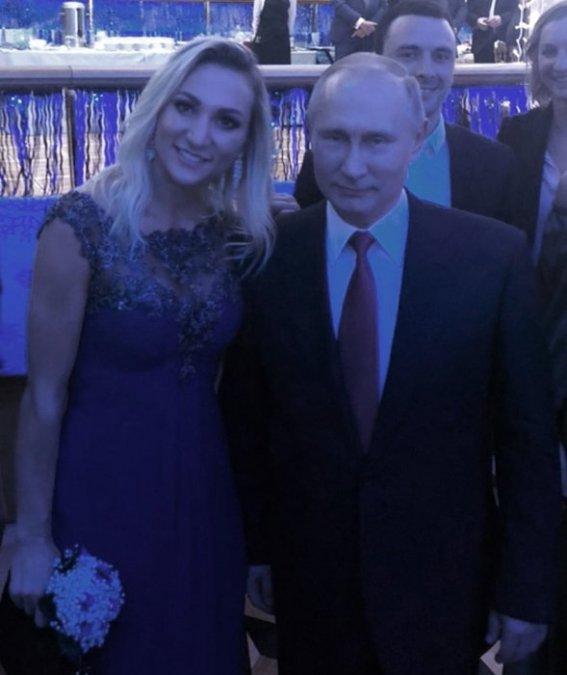 Селебрити на приёме в Кремле - Фото №7