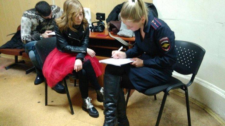 Ведущая программы «Ревизолушка» Ирина Ух подверглись нападению в Ярославле