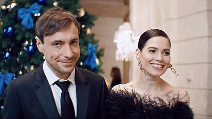 Евгений Цыганов и Юлия Снигирь впервые вышли в свет как пара