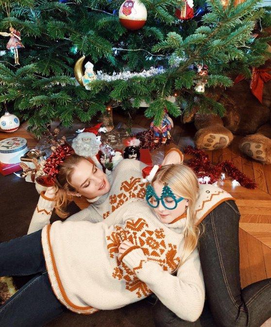 Наталья Водянова готовится встречать Новый год в солнечном Лос-Анжелесе - Фото №7