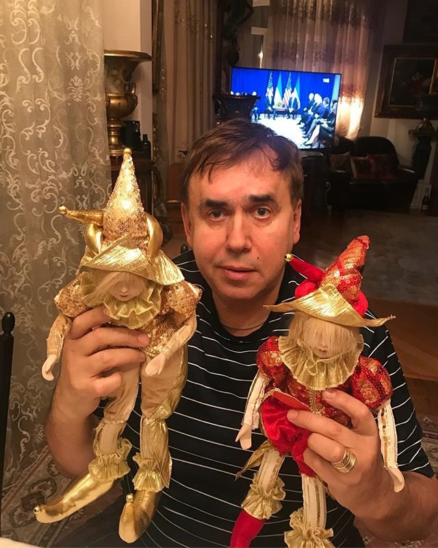 Станислав Садальский «уколол» Мартиросяна