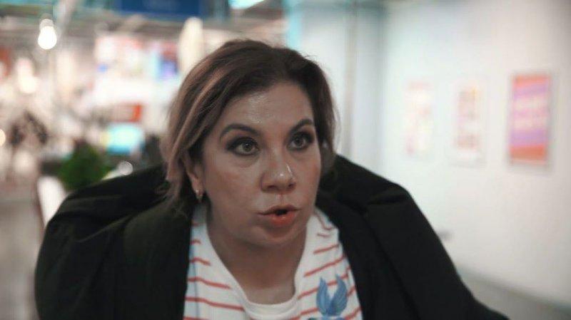 Марина Федункив лишила зуба коллегу по спектаклю