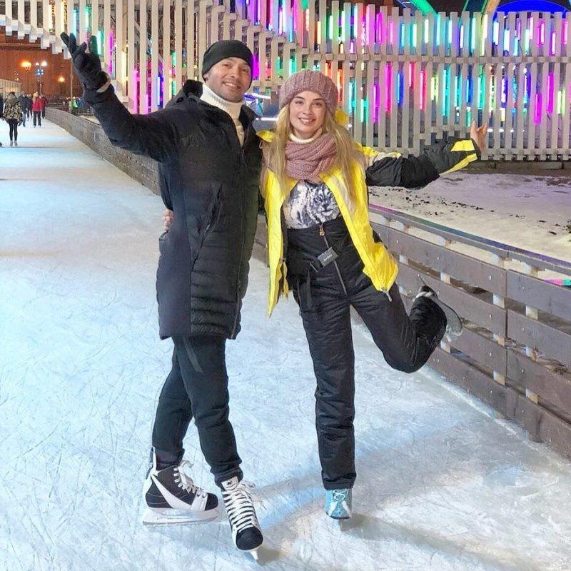 Черкасов отказался жениться на своей девушке Кристине Ослиной