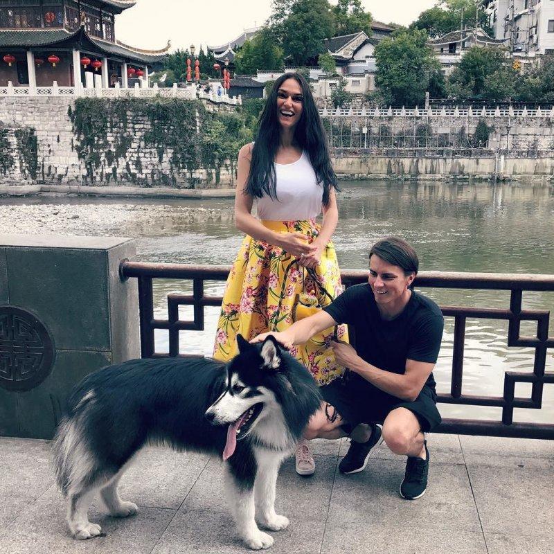 Алена Водонаева с мужем отправилась в свадебное путешествие на Бали