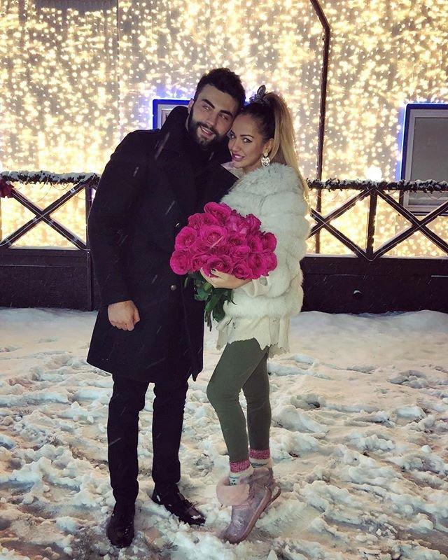 Алексей Чайчиц признался в любви Елизавете Триандафилиди