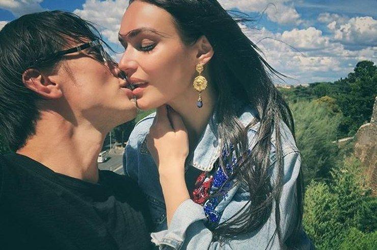 Алёна Водонаева показала видеоотчёт из свадебного путешествия