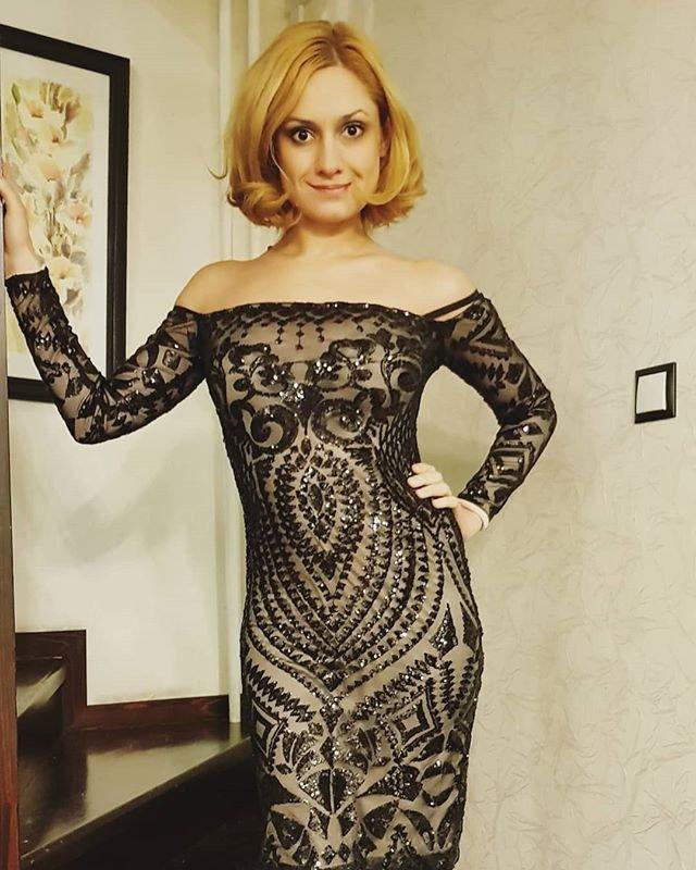 Карина Мишулина намерена как следует отметить Старый новый год