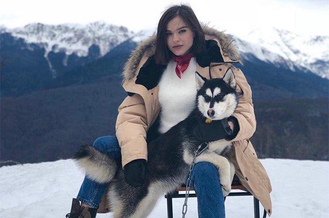 Селебрити, предпочитающие активный отдых на зимних каникулах - Фото №9