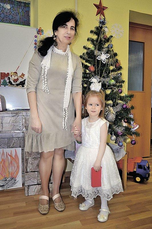 Родившая в 60 лет москвичка рассказала о воспитании дочери