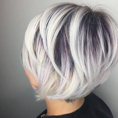 Отросшие корни стали главным hair-трендом этого года