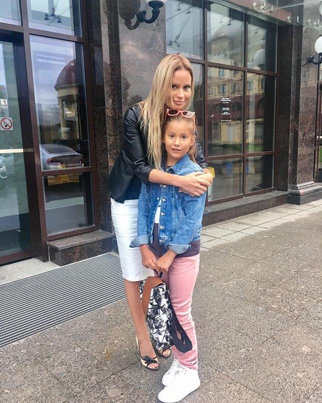 Дана Борисова изменила исковые требования к бывшему мужу