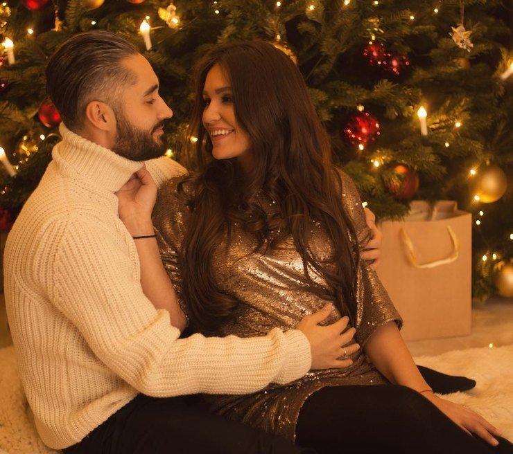 Мот и его беременная супруга стали звёздами сети благодаря зажигательным танцам