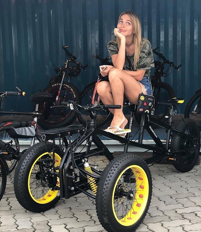 У Анны Хилькевич во время отдыха в Таиланде появилась необычная мечта