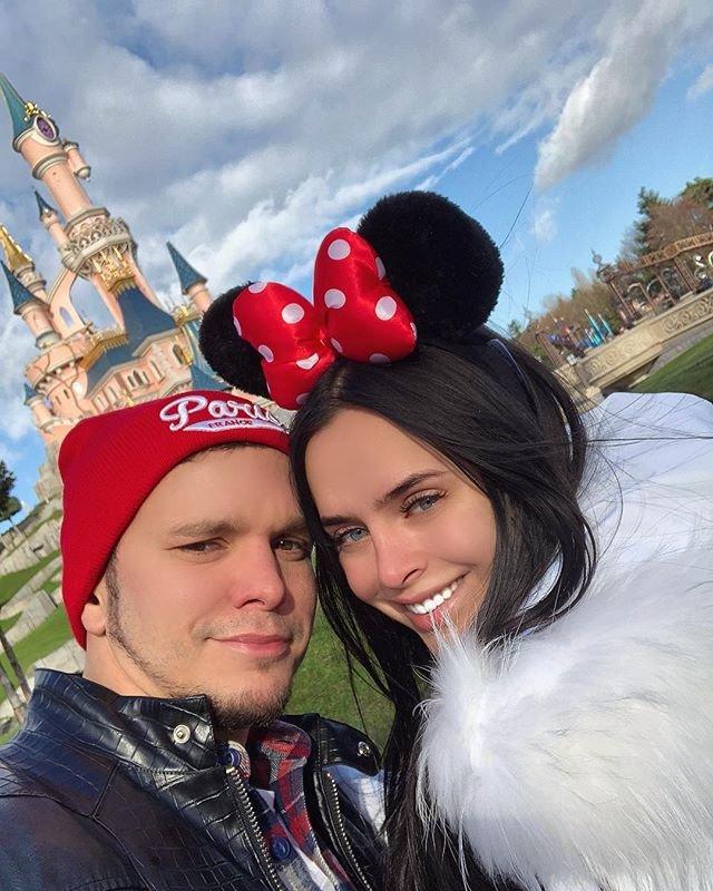 Виктория Романец и Антон Гусев запланировали очередное путешествие